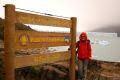 iata si dovada ca suntem la Perito Moreno