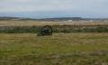 De pe marginea drumului in Puerto Natales