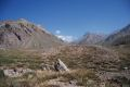 Cerro Aconcagua, chestia aia cu zapada in varf