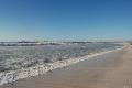 Bahia Inglesa, pe plaja