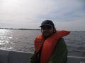 Cu barca, in Ibera