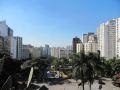 Sao Paulo, prin centru