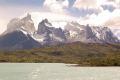 Los Cuernos del Paine, America de Sud - Puerto Natales
