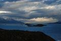 Canalul Beagle, priveliste de pe insula