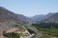 Valle del Elqui, vedere de pe baraj