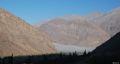 Valle del Elqui, ceata de dimineata