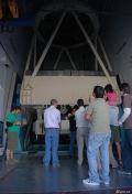Al doilea telescop, din generatia mai tanara