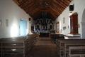San Pedro de Atacama, biserica, inainte sa vedem ca nu e voie sa facem poze :(