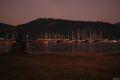 Paraty, in port, tunuri si barci