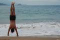 Paraty, Stef face gimnastica de dimineata