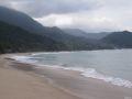 Paraty, plaja Trinidade